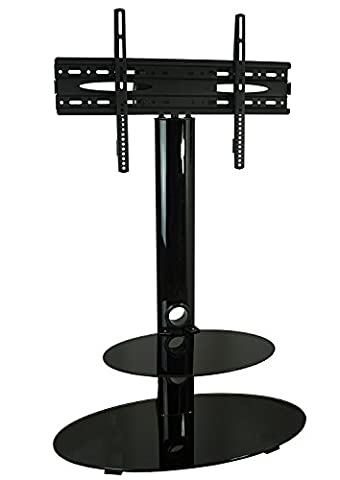MountRight Cs001Gloss TV avec support pivotant Support de montage pour