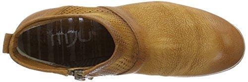 Mjus Damen 884209-0101 Kurzschaft Stiefel Braun (Biscotto)