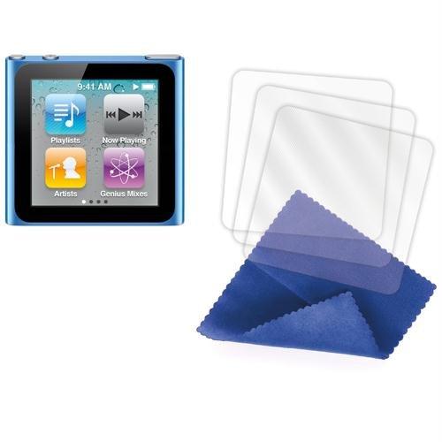 Griffin gb01909protezione kit di pulizia per iPod Nano 6G