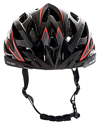 "Sport Direct ""Team Comp 24 Vent Bicycle Helmet Mens Graphite 58-61cm CE EN1078:2012+A1:2012 from Sport Direct"