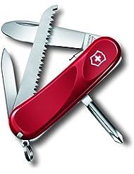 Victorinox Taschenmesser Junior 9 Rot, 2.4213.SKE