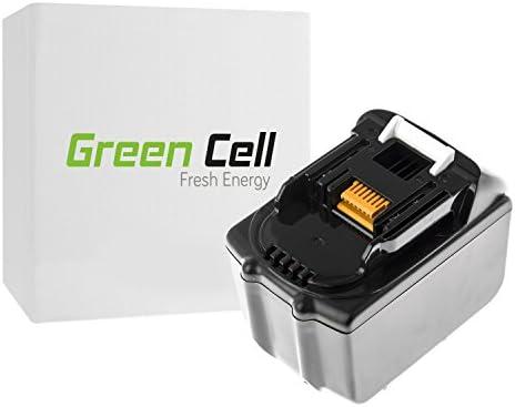 verde Cell® Cell® Cell® Utensili Elettrici Batteria per Makita BTP141 (Panasonic Li-Ion pile 7500 mAh 18V) | Primo gruppo di clienti  | Ammenda Di Lavorazione  | Online Shop  | Impeccabile  4355ec