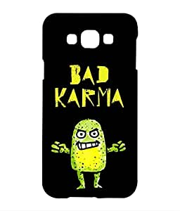 Kritzels - Bad Karma - Case For Samsung Grand Max