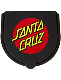Monedero Santa Cruz – Classic Dot Stash negro