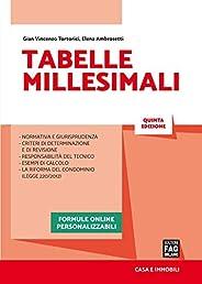 Tabelle millesimali (Casa e immobili)