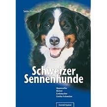 Schweizer Sennenhunde: Appenzeller, Berner, Entlebucher, Großer Schweizer