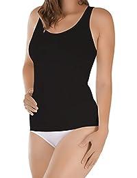 Damen Seamless Form-Hemd - In verschiedenen Farben - Größen S-XL wählbar - Qualität von celodoro
