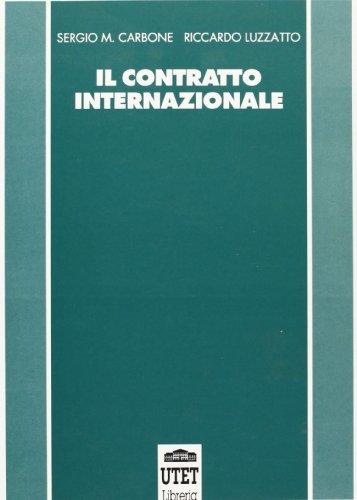 Il contratto internazionale