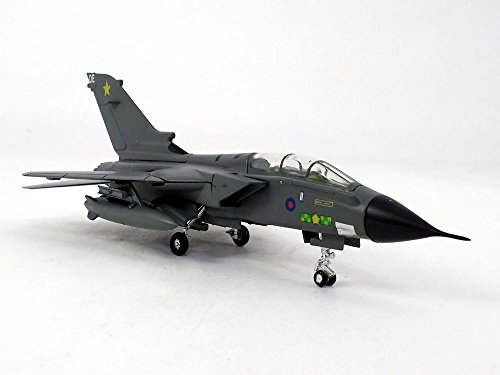 PGS Models 1:100 Scale 40610 - Royal Air Force Tornado GR4 DieCast Model