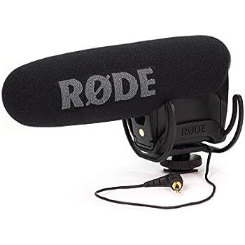 Rode VideoMic Pro Ultrakompaktes Kondensator-Richtmikrofon
