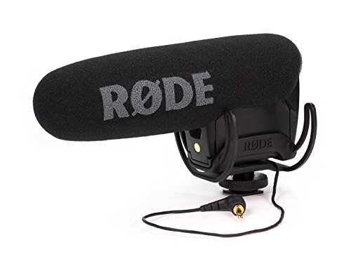 RODE VIDEO MIC PRO - Microfono direzionale a condensatore