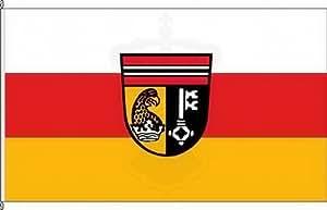 Königsbanner Kleinfahne Griesstätt - 20 x 30cm - Flagge und Fahne