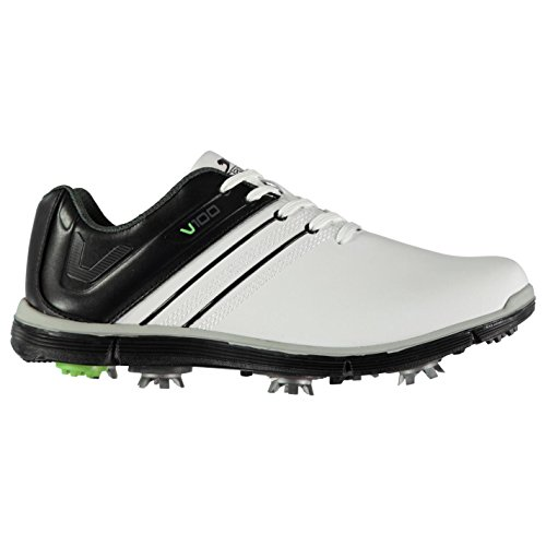 Slazenger uomo v100 scarpe da golf bianco 39