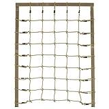 Kletternetz für Rahmen B 150 x H 200 cm ohne Gerüst von Gartenwelt Riegelsberger