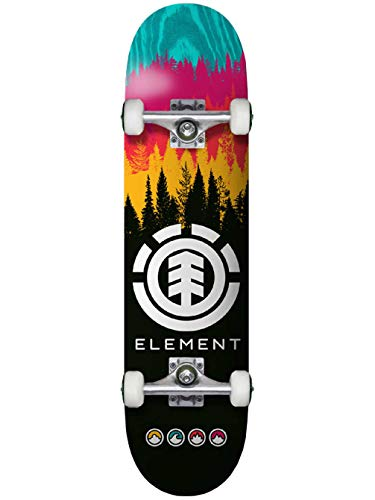 Element Skateboard Complete Deck Forest Fade 7.75