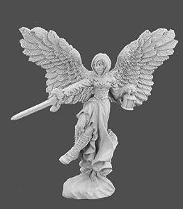 Reaper Miniatures 2961 - Leyendas Oscuras: Angel of Darkness (sin Pintar) Importado de Alemania