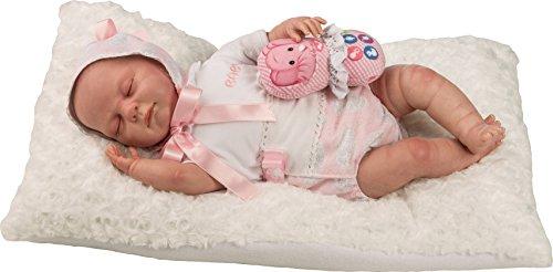 Bebé Reborn Realista Berbesa - Increíble realismo