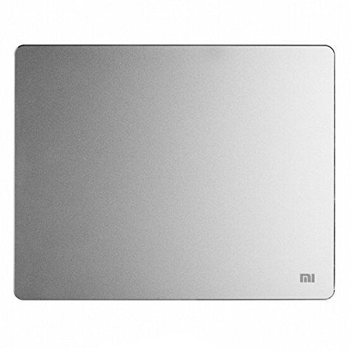 Preisvergleich Produktbild Original Xiaomi Ursprünglicher Echter Aluminiummetall Extended & Rutschfeste Gummi Large Gaming Mouse Pad Matte(12 inch)