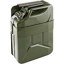 Metal Bidón Gasolina 20 L incluye soporte kanisterhalterung ...
