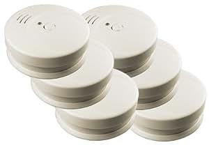 mumbi RM106 6x optischer Rauch-/ Feuer-/ Brandmelder geprüft nach DIN EN 14604