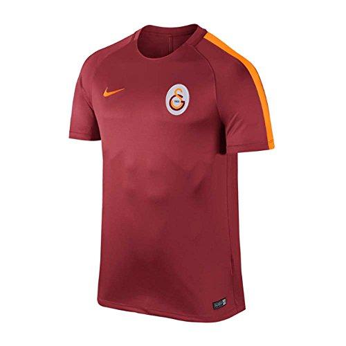 Nike GS M NK DRY TOP SS SQD - Kurzärmeln T-Shirt Galatasaray...