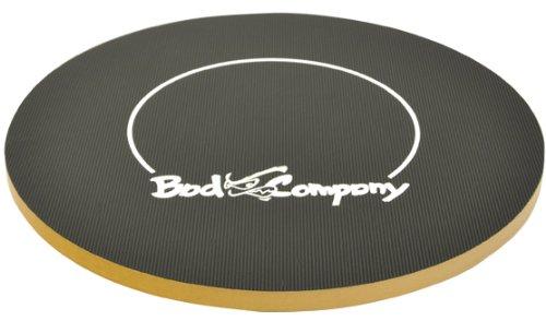 Deluxe-Balance-Board-400cm-aus-Holz-MDF-in-Studio-Qualitt-mit-aufgedrucktem-Bad-Company-Logo