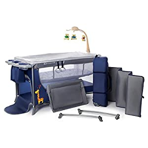 Kinderkraft Travel Cot Crib