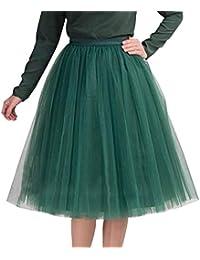 a764b5adc386 Suchergebnis auf Amazon.de für: tüllrock grün damen: Bekleidung