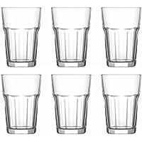 OSMA Werm - Bicchieri per cocktail, serie Caipirinha, 6 pezzi,
