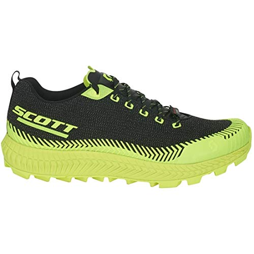 Scott Supertrac Ultra RC Black Yellow 44.5
