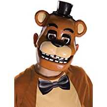 Five Nights at Freddys Child Costume Half-Mask: Freddy