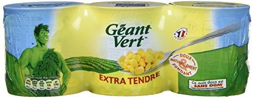 Géant Vert Mais Extra Tendre 3 x...