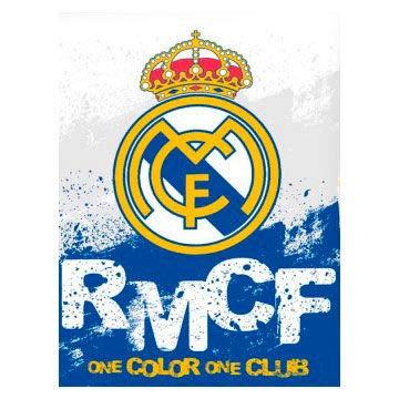 Real Madrid Manta coralina Premium 250gr 100-295
