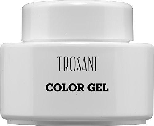 Gel Color Trosani XS - grigio perla, 1 Pack (1 x 5 ml)