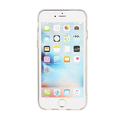 """MOONCASE iPhone 6 Plus Coque, Ultra Mince Motif Etui TPU Silicone Antichoc Housse Case pour iPhone 6 Plus / 6s Plus (5.5"""") (Paysage 16) Paysage 14"""