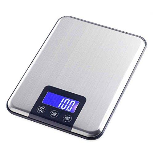 5kg 15KG 1g Digital K¨¹che-Skala Essen Di?t Gewicht Pr?zise elektronische Skala - Essen-gewicht-digital-skala