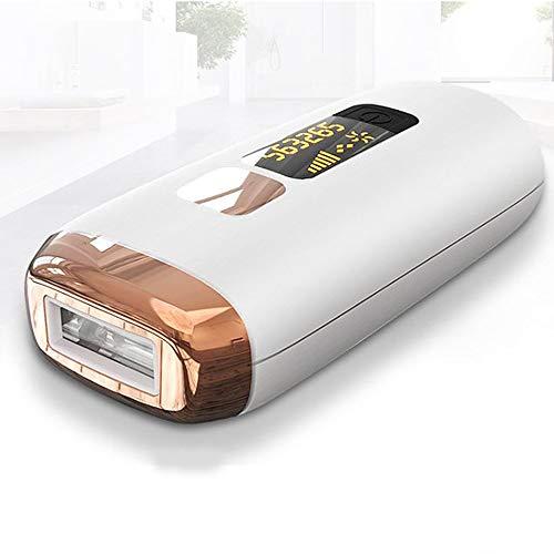 LMJ Outsider Einfrieren schmerzlos Haarentfernungsgerät, LCD Hause Laser-Haarentfernung Multifunktionale tragbare Haarentfernungsgerät