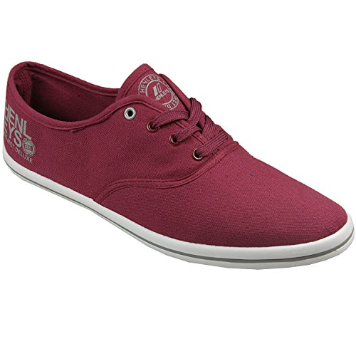 Henleys , Baskets pour homme Rouge - Rouge