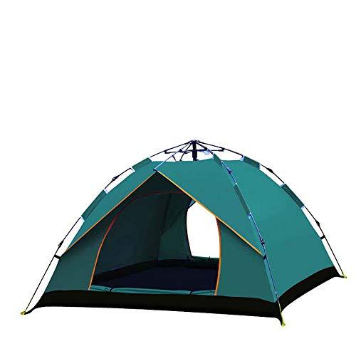 Tent Extérieure Automatique-2-3 Personnes Épaississent Étanche Camp d'alpinisme