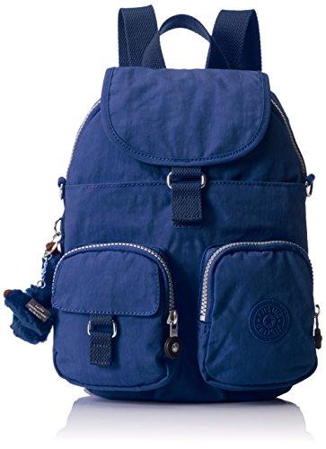 Kipling FIREFLY N Damen Rucksackhandtaschen 22x31x14 cm (B x H x T), Blau (33V Jazzy Blue)