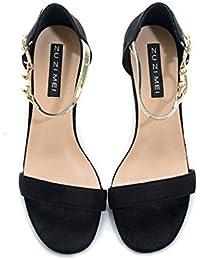 Para Tacón Gato es Mujer Medias Amazon Zapatos De vqPRYYf