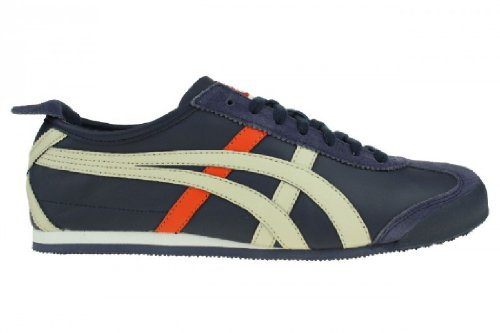 Onitsuka Tiger HL202 Mexico 66 Unisex Sneaker Blu  (Blue)