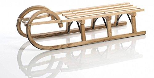 Sirch Holzschlitten Standard Plus im Test