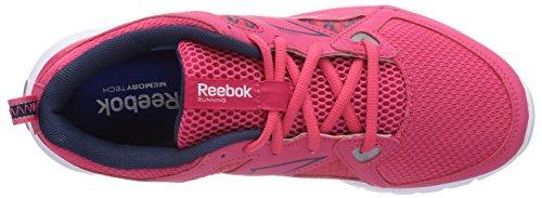 Reebok Sublite Escape Mt, Running Entrainement Femme Rose - Pink (Blazing Pink/Collegiate Navy/White)