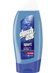 Duschdas For Men Duschgel Sport, 6er Pack (6 x 250 ml)