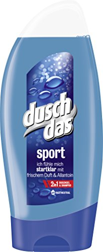 Duschdas-For-Men-Duschgel-Sport-6er-Pack-6-x-250-ml
