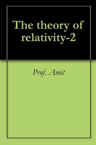 The theory of relativity-2