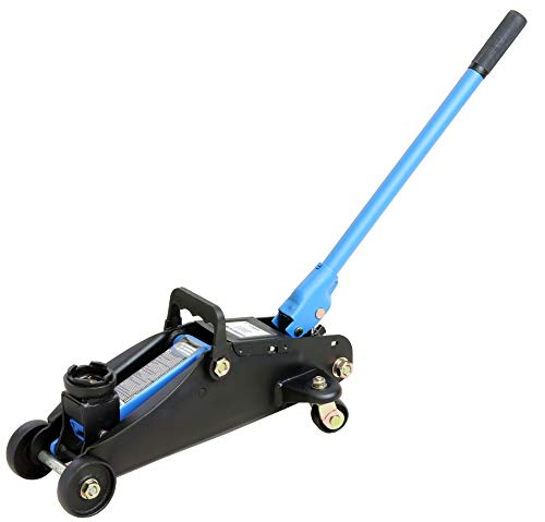 Pro-Lift-Werkzeuge Stahl-Wagenheber 1,5t Rangierwagenheber 1,5 t professionell hydraulischer floor jack 1500kg Werkstatt