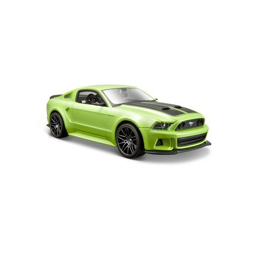 tobar-124-scale-2014-ford-mustang-gt-green
