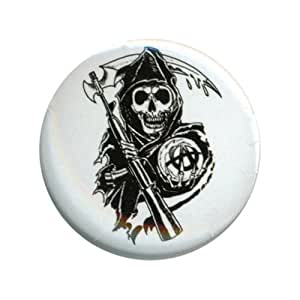 Sons Of Anarchy Reaper Button